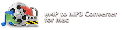 M4P Converter for Mac Logo